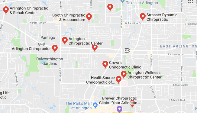 Here are some chiropractors and clinics in Arlington you can visit.