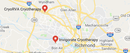Top Cryotherapy in Richmond Virginia