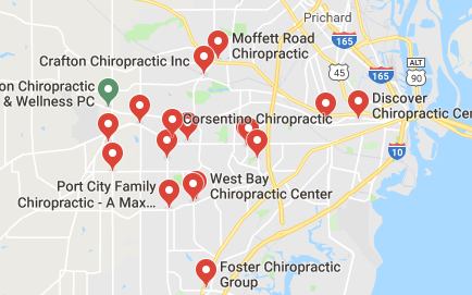 Chiropractors in Mobile you can visit.