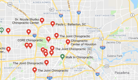 Here are some chiropractors and clinics in Houston you can visit.
