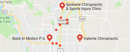 chiropractors and clinics in Spokane you can visit.