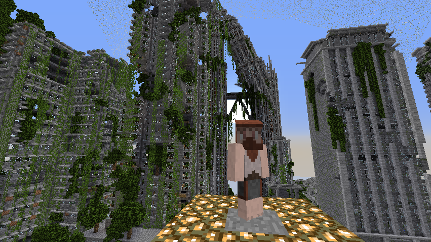 Survival Games 2 Minecraft map! Let's play! Today! 2012-05-06_1924
