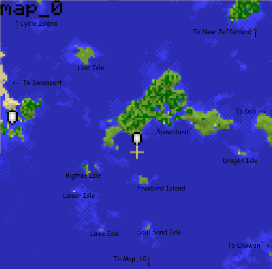 Minecraft Server Map Guide 2011-09-12_2230