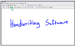 Jarnal Handwriting Software