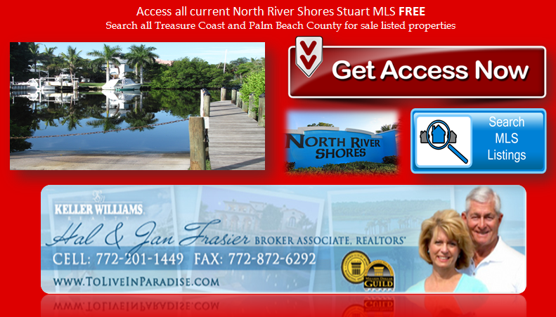 North River Shores Homes for Sale, Stuart FL