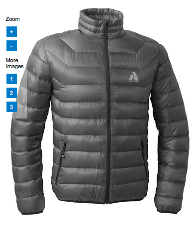 First Ascent Downlight sweater