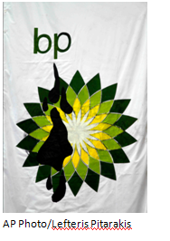 BP oil spillflag