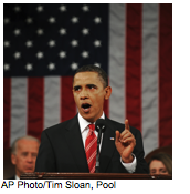 President Obama; State of the Union
