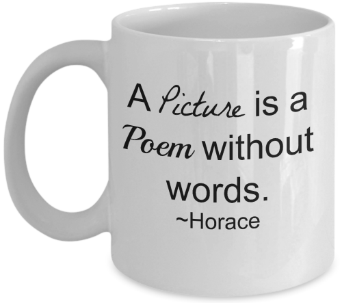 A Picture is a Poem without Words