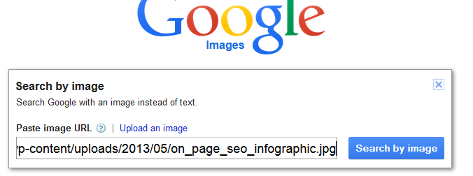 Google Reverse Image Search