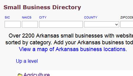 Local Business Directory
