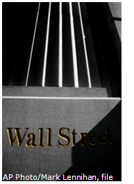 Is Wall Street nearing its end?