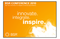 BSR Conference: CSR and Sustainability