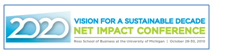 Vision for a Sustainable Decade: Net Impact Conference